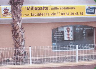 Agence Millepatte Frejus (83)