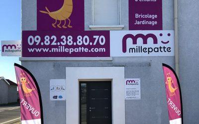 Agence Millepatte Montrond les Bains (42)